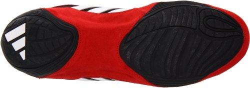 adidas Pretereo.2 Wrestling-Schuh, KöNigsblau/Wei�/Schwarz, 11 D US Red/White/Black