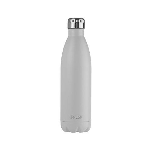 Preisvergleich Produktbild FLSK Unisex's Vacuum Flask,  White,  750 ml