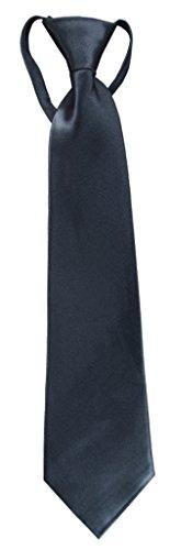 Produktbild Jessidress Kinderkrawatte Jungen Krawatte 36-38 Cm Von 8 Jahre Schwarz