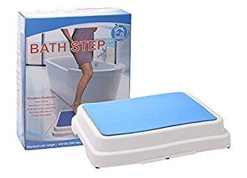 Rutschfeste Einstiegshilfe für Badewanne und Dusche (inkl. anti-rutsch Beschichtung)