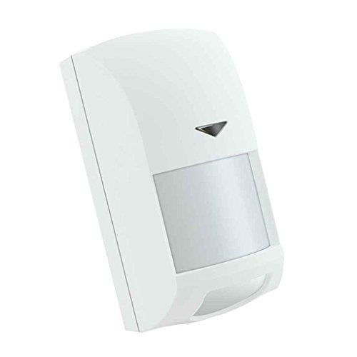 Busirde Broadlink 433MHz Wireless Motion Sensor Alarm Sicherheit Smart Fernbedienung für Zuhause (Sicherheit Motion Sensor Alarm)