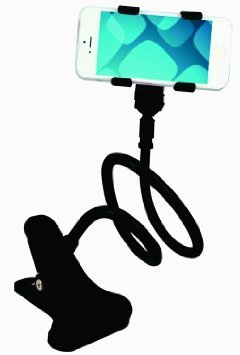 "Smarty Universal Flexible 360⁰ Car/ Home Mobile Phone/ Lazy Mobile Holder Snake Style Stand for Apple iPhone/Samsung/Android Mobiles 100% ORIGINAL by ""Smarty Store"""