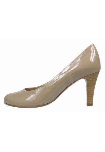 Gabor 85.210, Scarpe col tacco donna Blu Riviera Beige (beige)