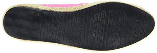 Buffalo 327423 Wq Ajblw Damen Espadrilles Pink (FUCHSIA 01)