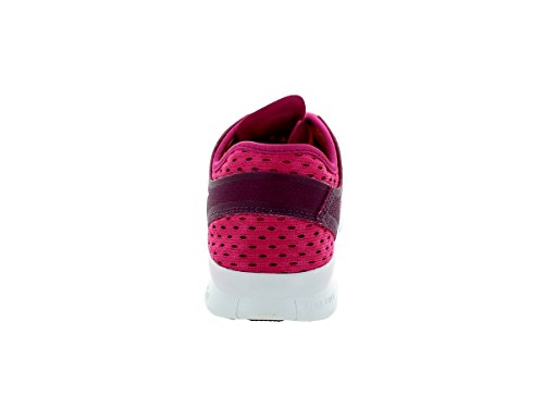 Nike Free 5.0 Tr Fit 5 Print, Chaussures de Fitness Femme Rose (Fireberry/Sunset Glow/Mulberry/Black)