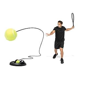 SKLZ PBTN-000-02 Tennistrainer Powerbase Tennis black/green