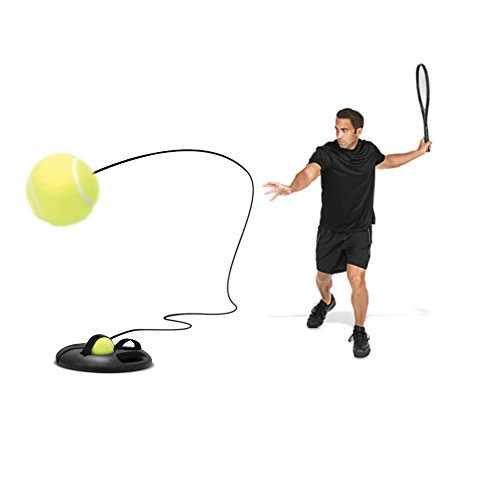 SKLZ Tennis Trainer Sklz Powerbase, black