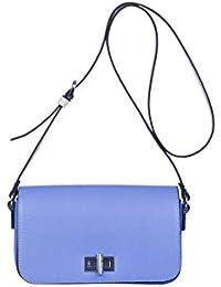 Kesslord Saffia Bicolor - Bolso al hombro de Otra Piel para mujer multicolor Azur / Naturel - AZNT