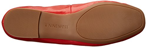 Nine West Girlsnite Synthetic Ballerinas Orange