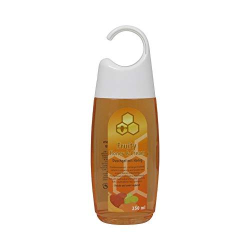 Honig-Frucht-Duschgel, 250 ml