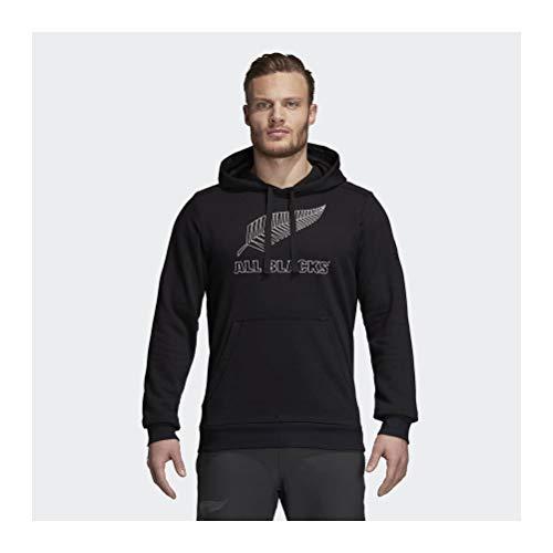 Adidas AB SUPP Hoody - Sudadera All Blacks, Hombre, Negro(Negro)