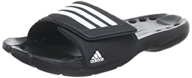 adidas Caruva Vario G13779 Unisex-Erwachsene Sandalen, Schwarz (Black 1/White/White), 37 EU