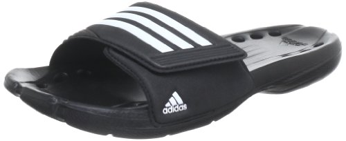 adidas Caruva Vario G13779 Unisex-Erwachsene Sandalen, Schwarz (Black 1 /White /White), 38 EU
