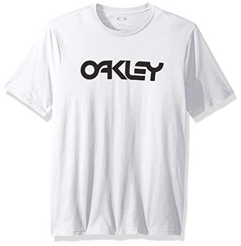 Oakley 456932A-T-Shirt-Herren M weiß