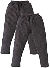 BODYCARE Boys Grey Thermal Lower (Pack of 2)