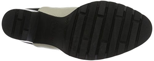 Pollini Damen Shoes Halbschaftstiefel Weiß (Avory 00B)