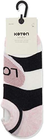 Koton Kadın Çorap 3'lü P