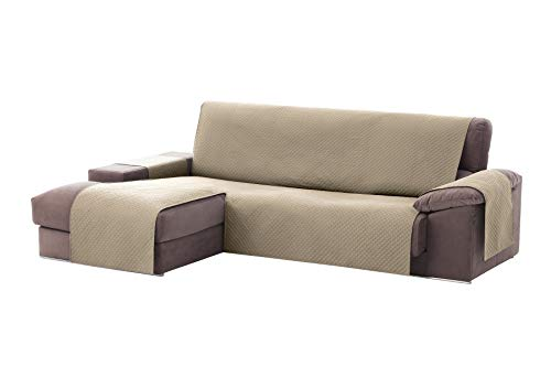 Textil-home Funda Cubre Sofá Chaise Longue