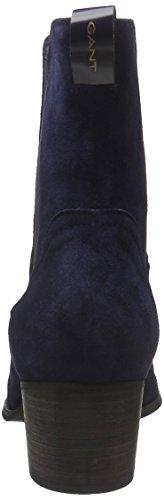 GANT Damen Sandra Kurzschaft Stiefel Blau (Marine G69)