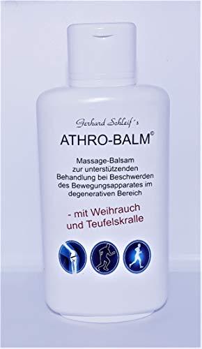 Athro-Balm 500ml - mit Teufelskralle & Weihrauch - Deutsche Herstellung