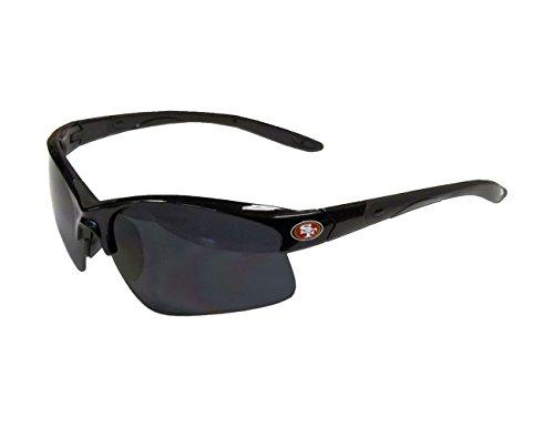 Siskiyou San Francisco 49ers Sonnenbrille Blade - Sunglasses - Fanartikel - Fanshop