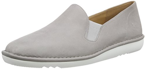 Ecco BAHAMA Damen Slip On Grau (CLOUD 2005)