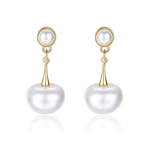 Firetti Den Rahmen bildet ein glitzernder Ring, der in seinem Inneren eine Perle perfekt in Szene setzt