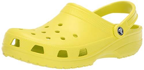 Crocs Unisex-Erwachsene Classic Clogs, Grün (Citrus), 39/40 EU
