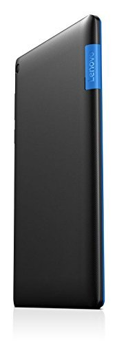 Lenovo Tab3 7 Essential Tablet (7 inch, 16GB,Wi-Fi+3G with Voice Calling), Black