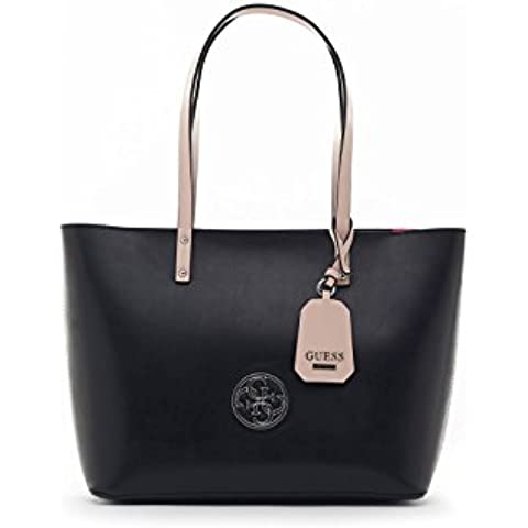 GUESS JOLIE TOTE VY456023 BLACK MULTI