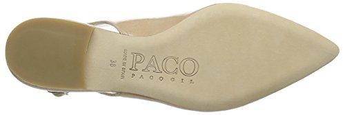 Paco Gil P2860, Ballerines femme Beige - Beige (Astor)