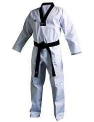 Dobok taekwondo Adidas aditch03 col noir