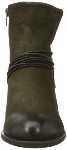 SPM - Olga Ankle Boot, Stivali Chelsea Donna Grün (Kaki Green)