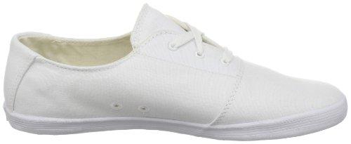 Chaussures DVS Benny SP - White Canvas Blanc