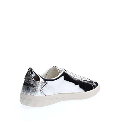 DIESEL ZAPATILLA Y01448 P1185 H6152 PL SOLSTIC Silber