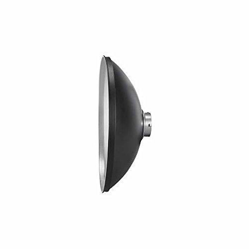PRIOLITE 30-0022-02Beauty Dish mit innerer Oberfläche grau