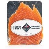 Saumon fumé norvégien 4/5 tranches 200g