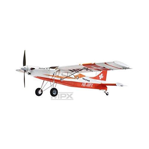 multiplex-264291-avion-rc-pilatus-pc-6-rouge-pre-monte-arf-1250-mm