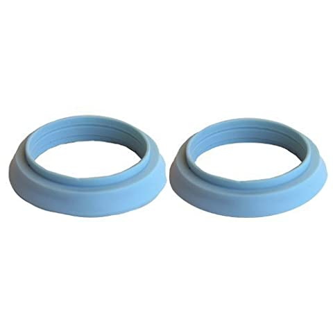 LASCO 02-2297 Vinyl 1-1/2 X 1-1/4-Inch Solution Slip Joint Reducing Washers by LASCO