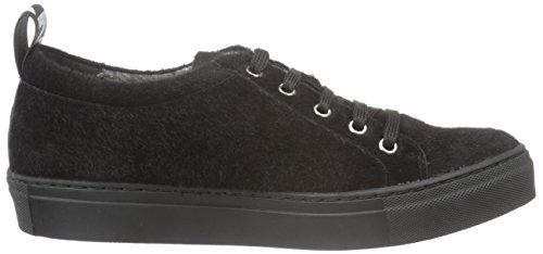 Jonny´s Vegan Damen Gudrun Sneakers Schwarz (Negro)