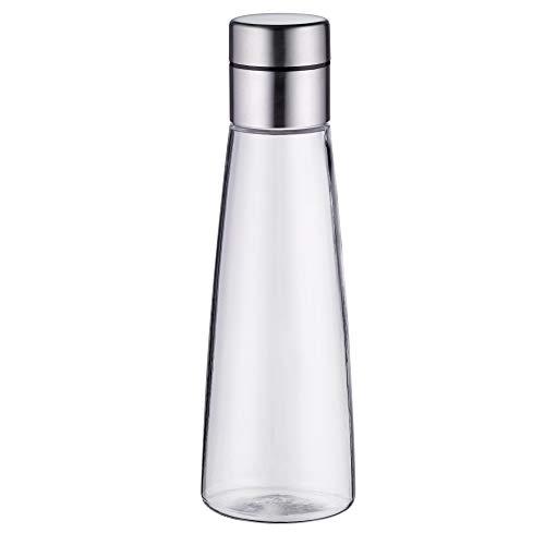 WMF De Luxe Essig-/ Ölspender, 500 ml, Essig und Öldosierer, Cromargan Edelstahl poliert, Glas, spülmaschinengeeignet