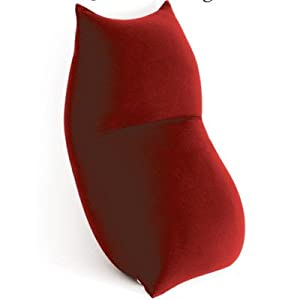 Baloo Bean Bag Chair Colour: Bordeaux