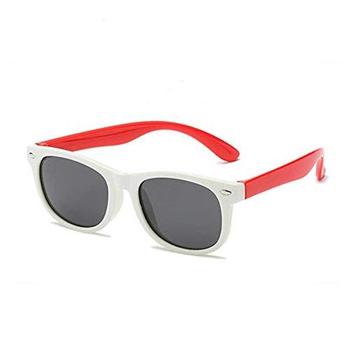 YSA Sonnenbrille Nagel Silikon Sicherheits Software Polarisierte Tieraugen Kinder 'S Sonnenbrille Männer' S Brille