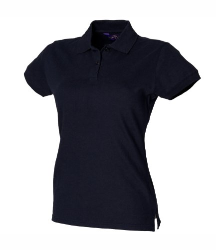 Henbury - Polo -  Femme Bleu - Bleu marine
