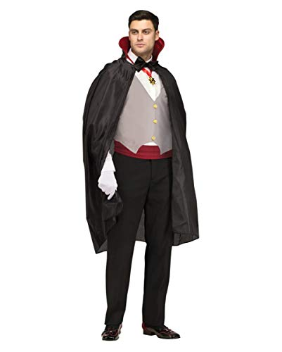 Horror-Shop Dracula Vampir Kostüm (Dracula Vampir Kostüm)