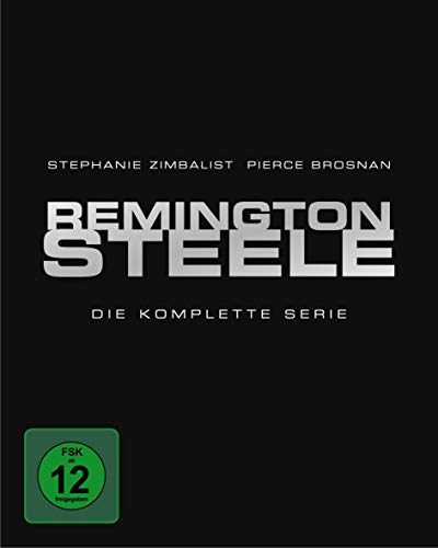 Remington Steele - Die komplette Serie (30-Disc im Digi-Pak) [30 DVDs]