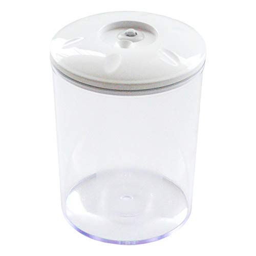 Magic VCK 150 - Recipiente con tapa para envasar al vacío, 1.5 l, transparente