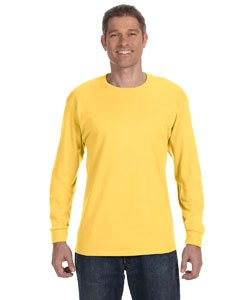 Kectelly - Heavyweight Blend 50/50 Long Sleeve T-Shirt (Blend Jerzees Heavyweight)