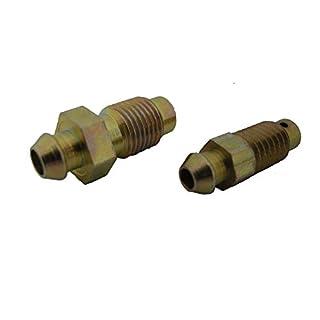 Teckniks BN84 Metric Bleed Screws M10 x 1.00mm Pack of 12