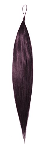 American Dream le Rajout Capillaire Cheveux Humains Couleur 080 Brun Foncé Moka 18\\